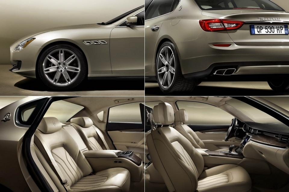 2013 Maserati Quattroporte for 2013 Detroit Auto Show (5)