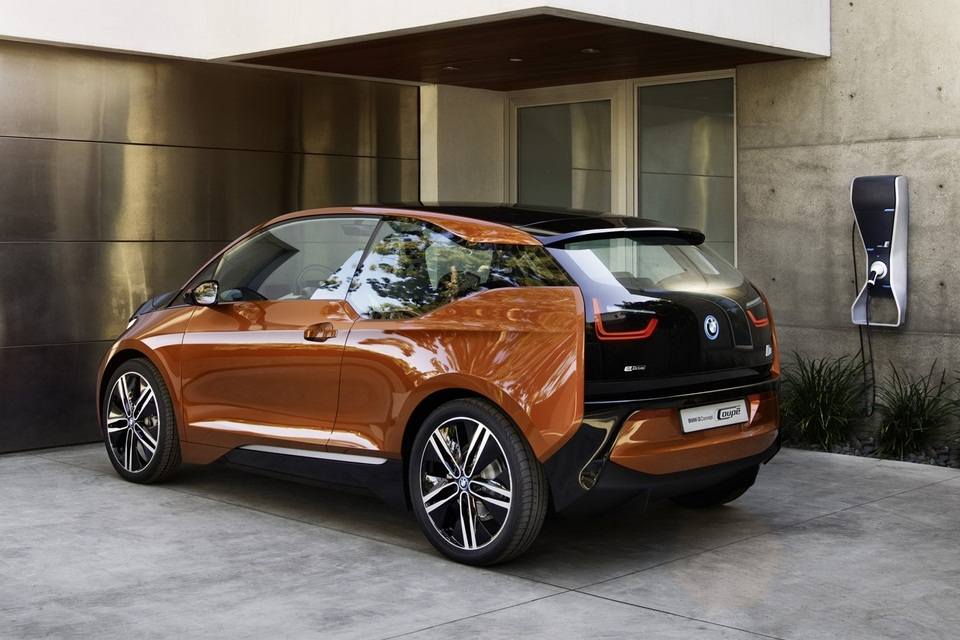2013 BMW i3 Coupe Concept (6)