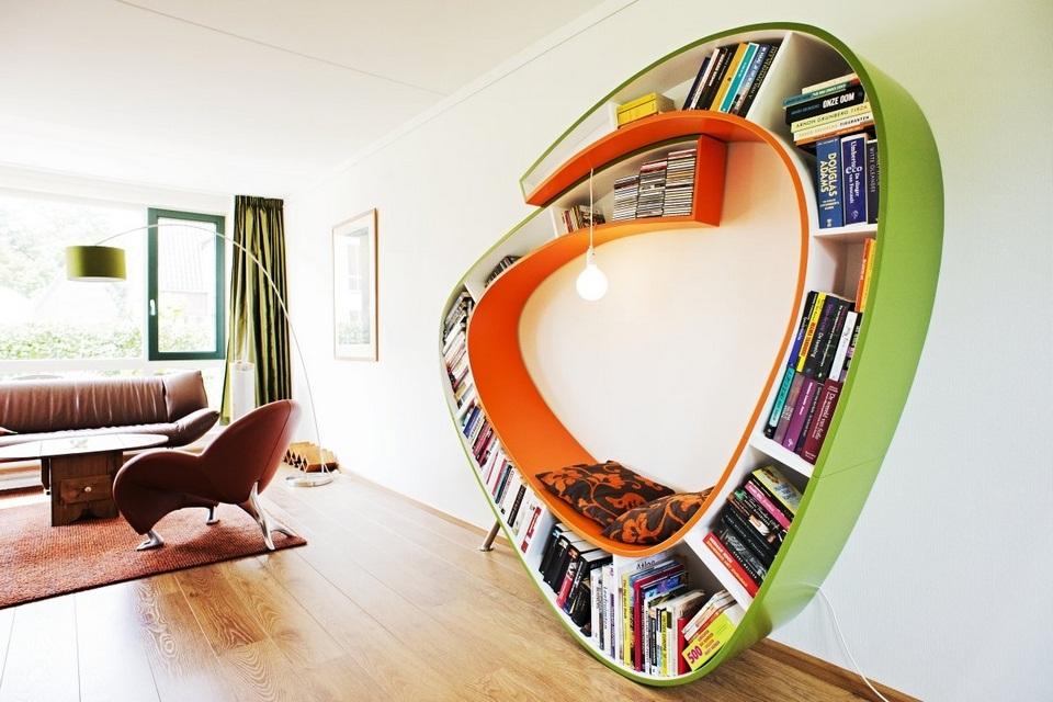 Creative Bookworm Bookcase (2)