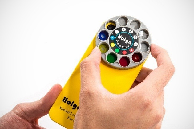 Holga Multi-Filter iPhone 5 Case (1)