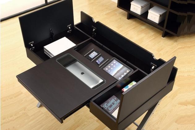 Hollow Core Connect-IT Tablet Desk