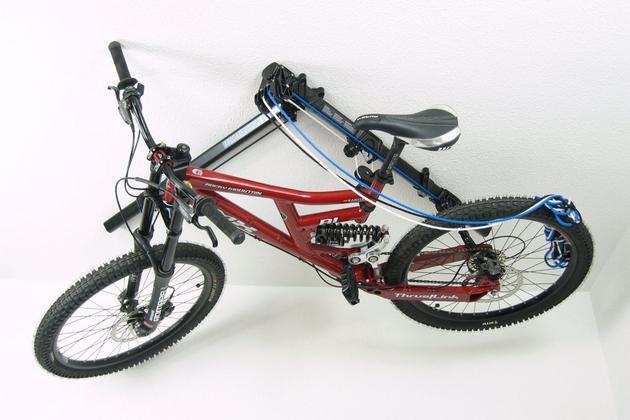 Horizontal Bike Hoist