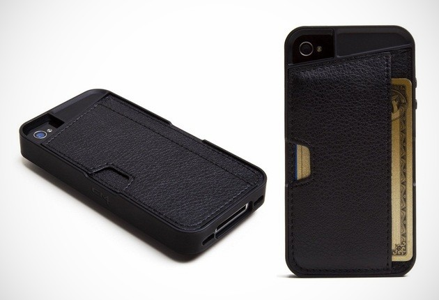 Q Card - iPhone 5 Wallet Case (2)