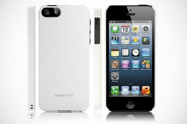 Slim Hard Case for iPhone 5 (4)