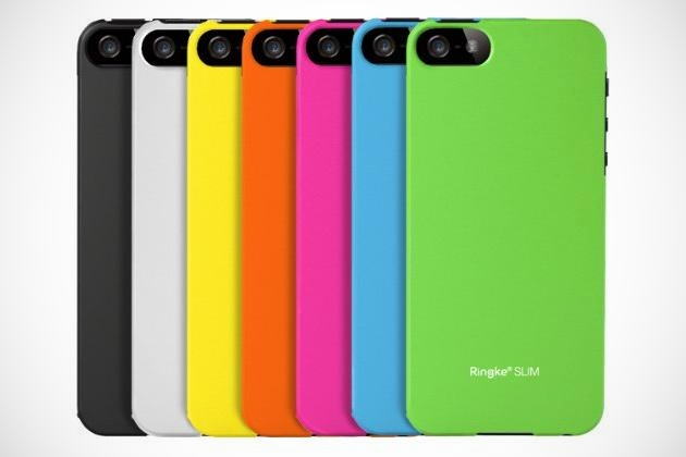 Slim Hard Case for iPhone 5 (5)