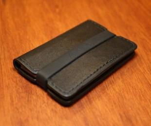 The Evan - Minimal Leather Wallet (1)