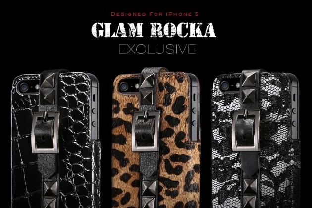 Glam Rocka iPhone 5 Case