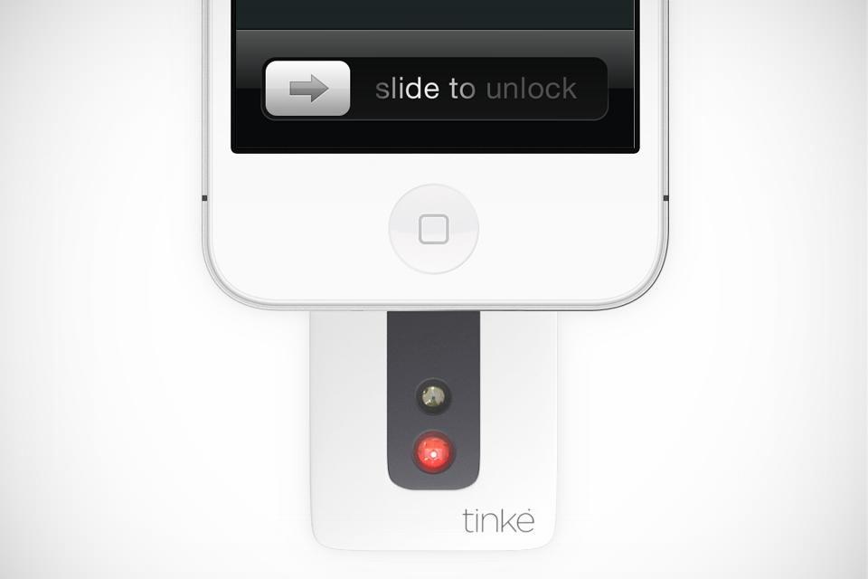Tinke Wellness Monitor