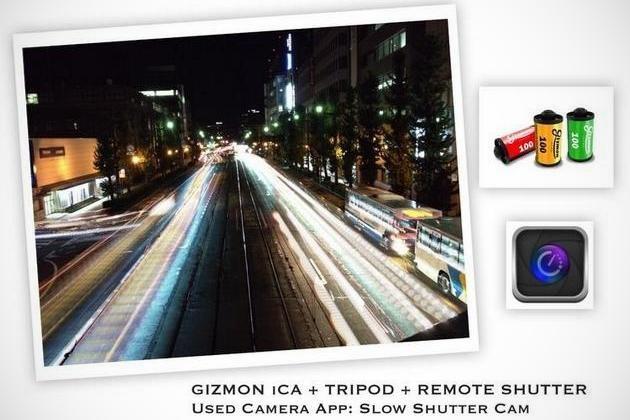 iCA Remote Shutter