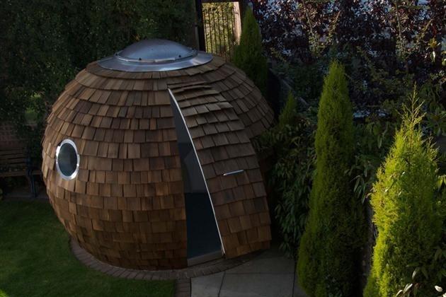 Archipod Eco-Friendly Garden Office Pod (1)