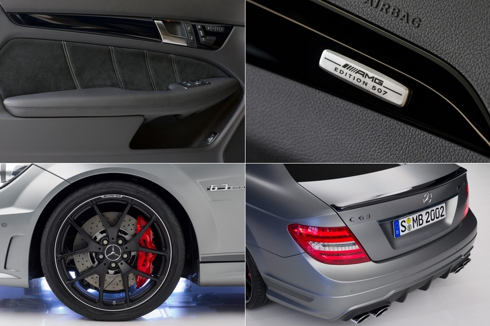 Mercedes-Benz C63 AMG Edition 507 (1)