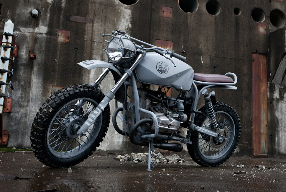 """URAL Motorcycles x ICON """"The Quartermaster"""" (6)"""