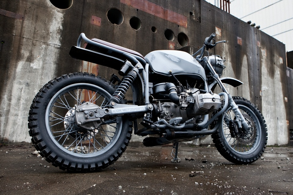 """URAL Motorcycles x ICON """"The Quartermaster"""" (5)"""