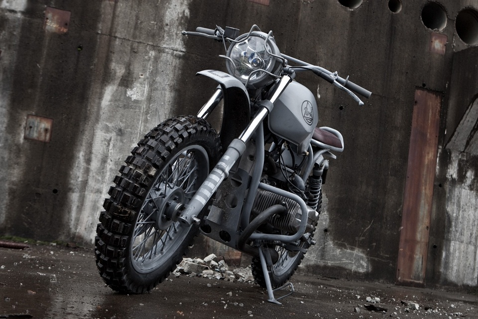 """URAL Motorcycles x ICON """"The Quartermaster"""" (4)"""