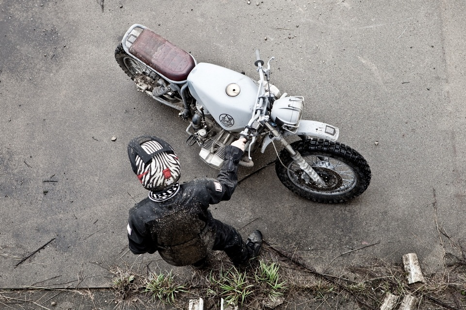 """URAL Motorcycles x ICON """"The Quartermaster"""" (3)"""