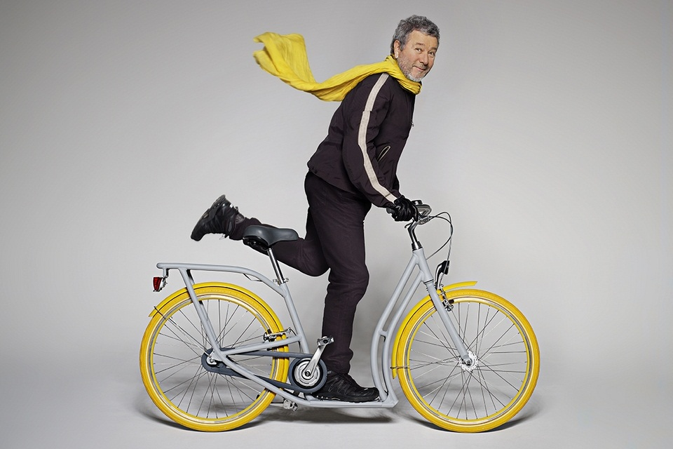 PIBAL - Urban Bike-Scooter