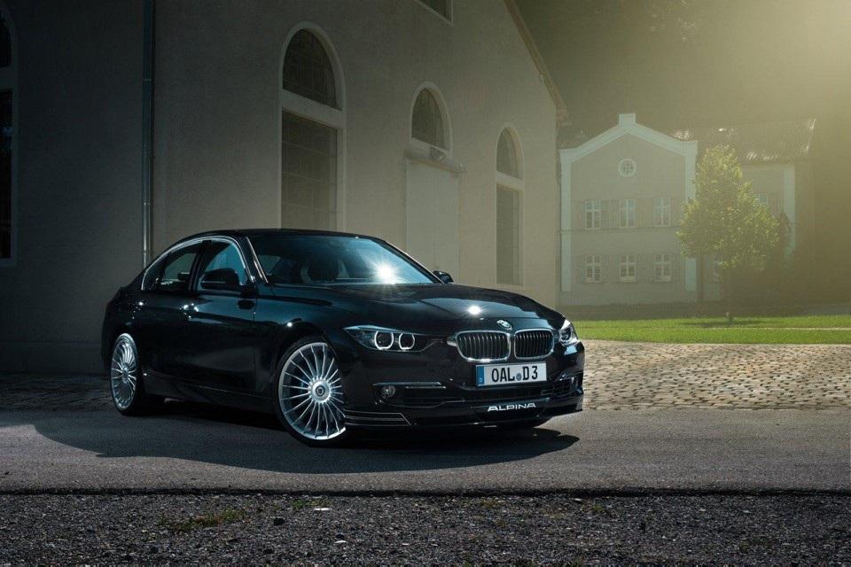 2014 BMW Alpina D3 Bi-Turbo (2)