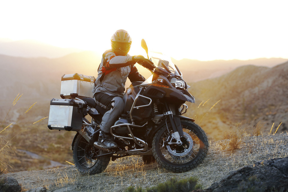 BMW R 1200 GS Adventure Motorcycle (3)