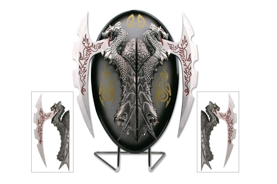 Fantasy Dragon Display Knife