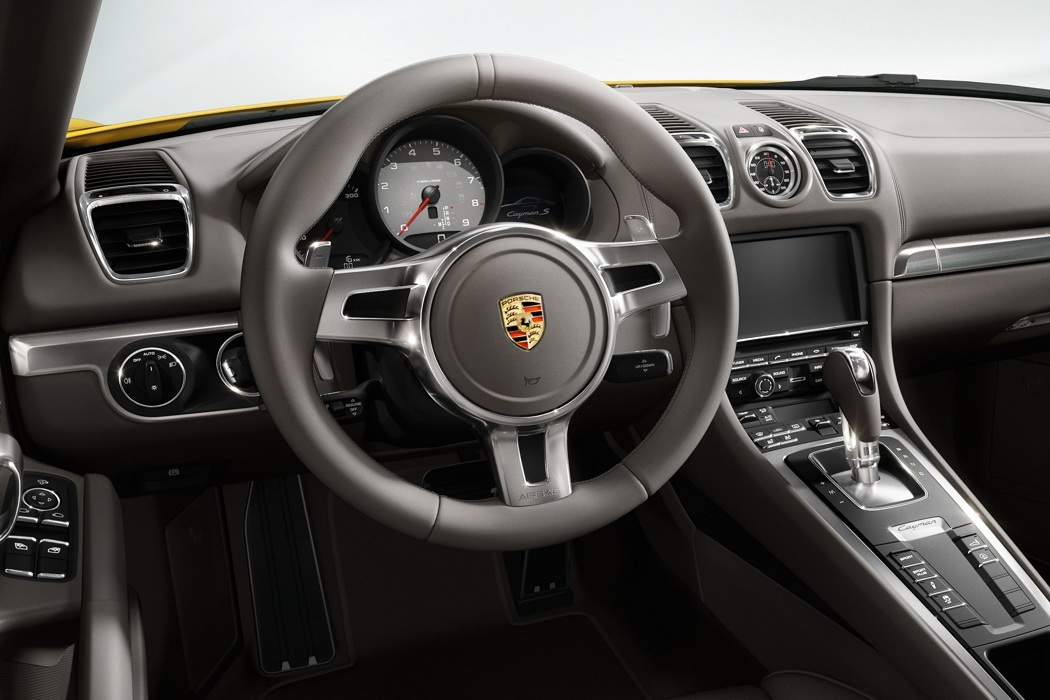 2014 Porsche Cayman S (4)