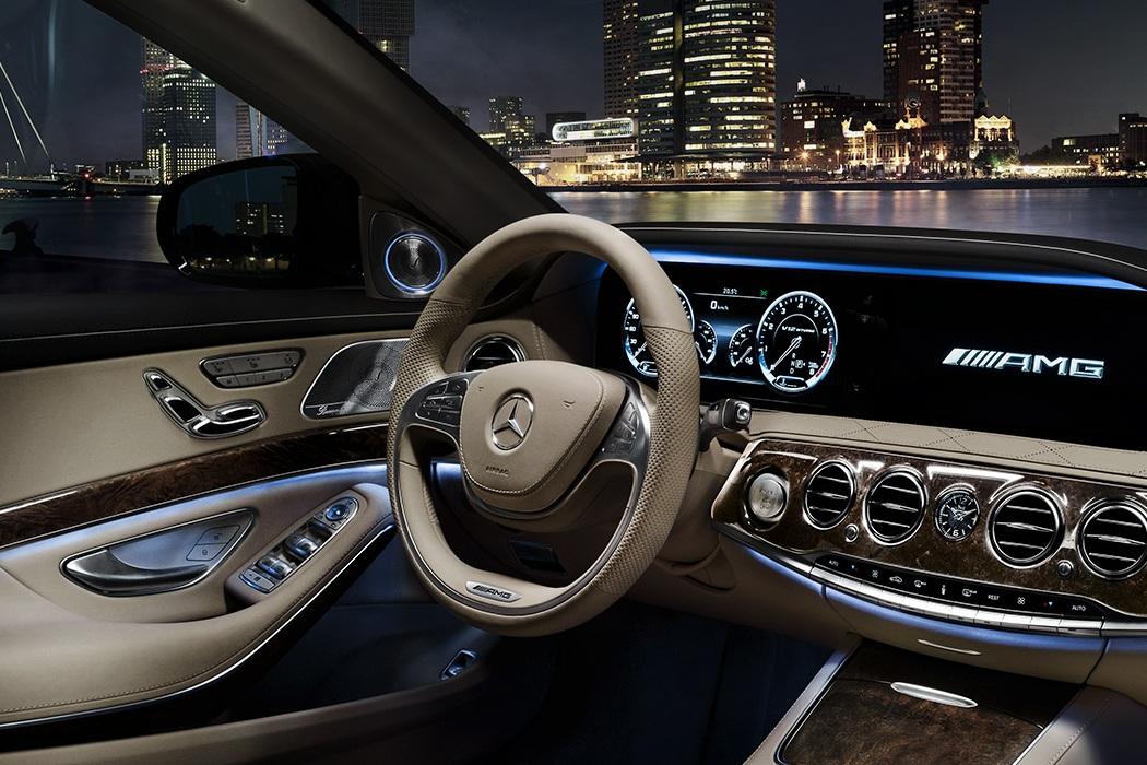 2015 Mercedes-Benz AMG S65 (2)