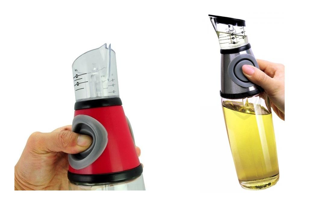 Oil and Vinegar Dispenser Bottle