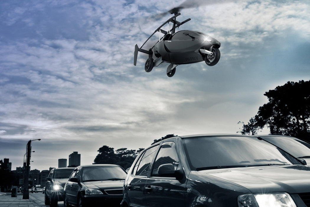 PAL-V One - Personal Air and Land Vehicle (2)
