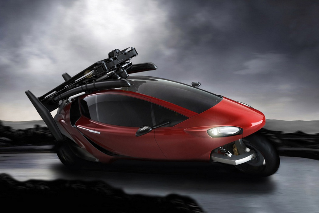 PAL-V One - Personal Air and Land Vehicle (6)
