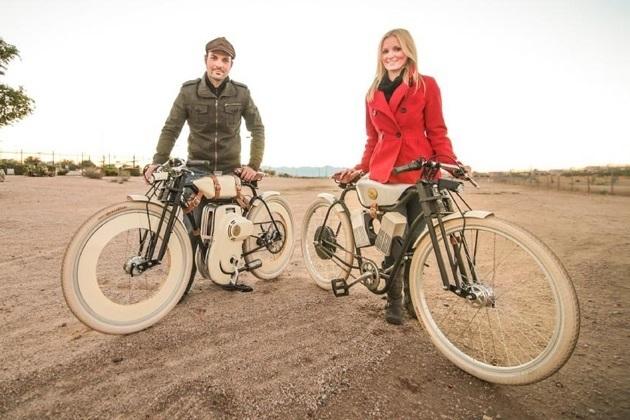 Ariel Cruiser Motorized Bicycle (2)