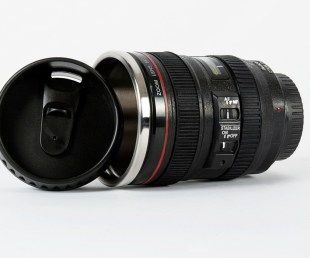 DSLR Canon Camera Lens Coffee Tea Mug (2)