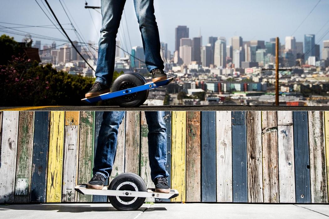 Onewheel Self-Balancing Electric Skateboard (4)