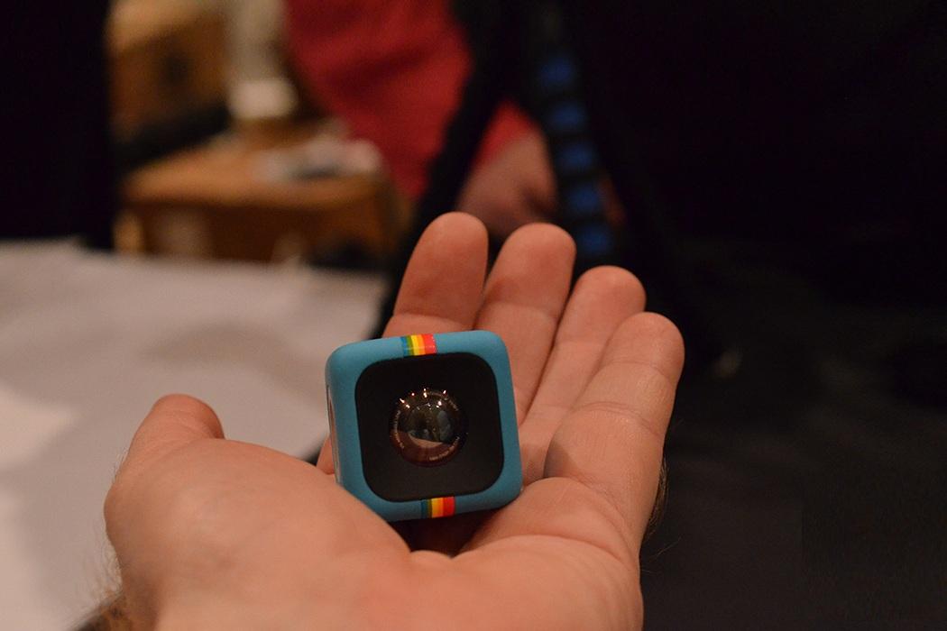 Polaroid's Cube Camera C3 (2)