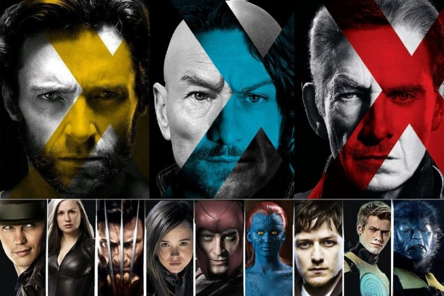 The Most Anticipated Movies of 2014. Xman