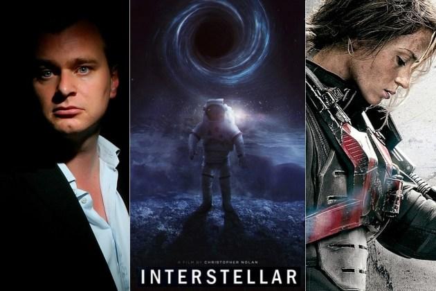 The Most Anticipated Movies of 2014. interstellar