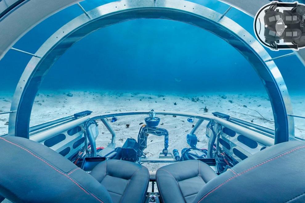 U-Boat Worx C-Explorer 5 Submarines Go Deep Water (7)