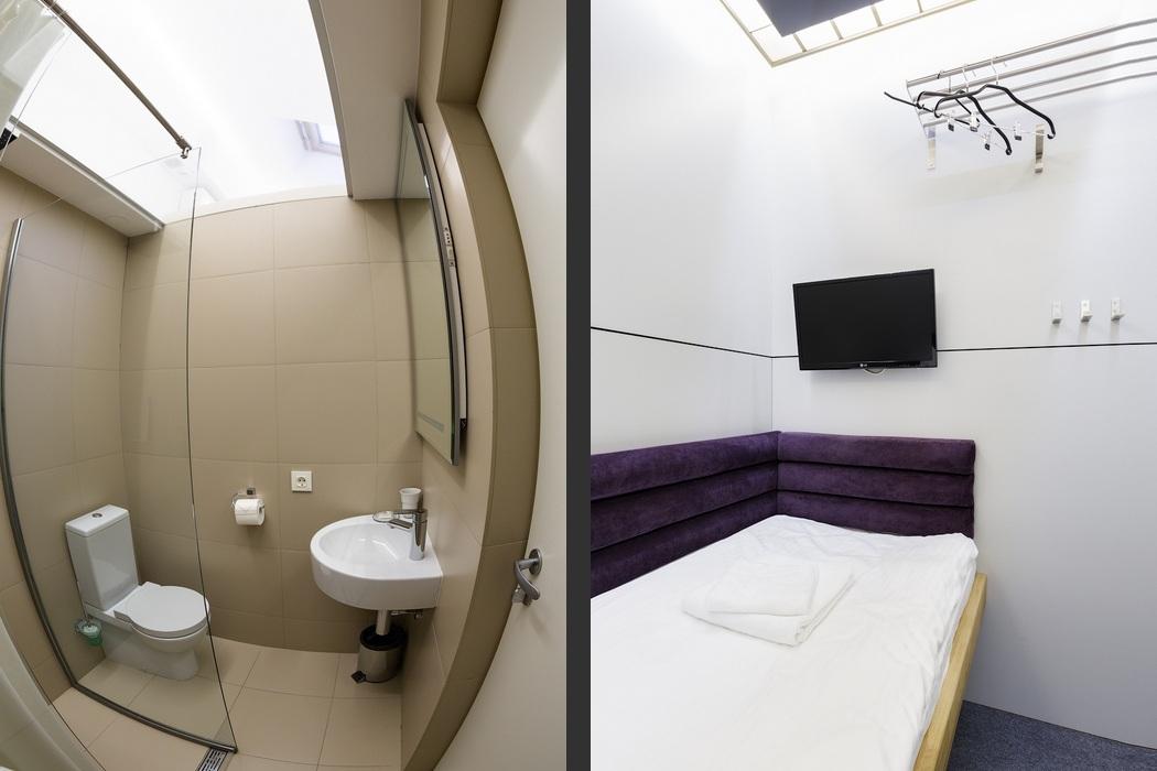 Sleepbox Hotel Tverskaya