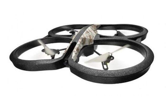 Parrot AR.Drone 2.0 Quadricopter Elite Edition
