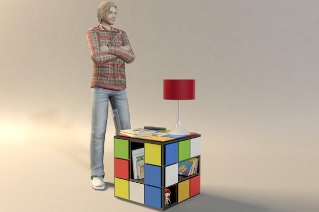Rubik Coffee Table