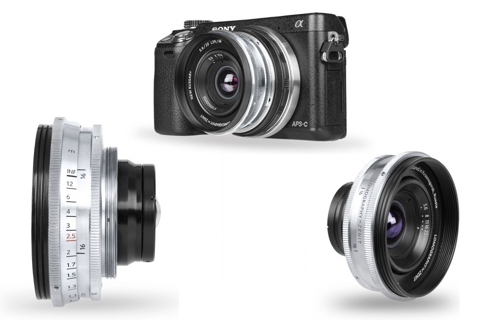 Lemography Announces New Russar+ 20mm Lens