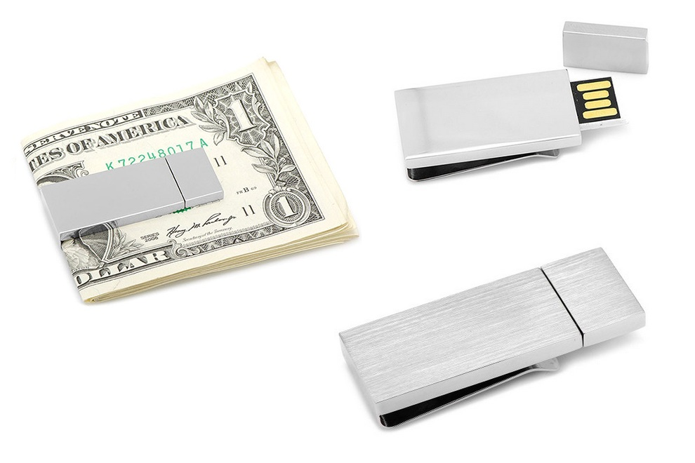 USB Money Clip