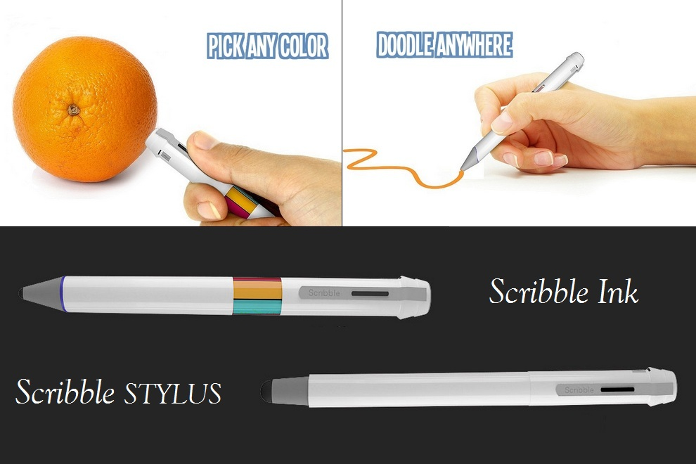 Worlds First Color Picker Pen That Reproduces Any Color