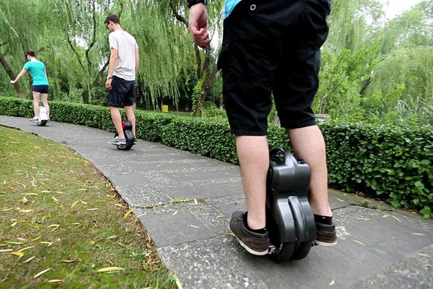 Airwheel X3 Self balancing Electric Unicycle Scooter (2)
