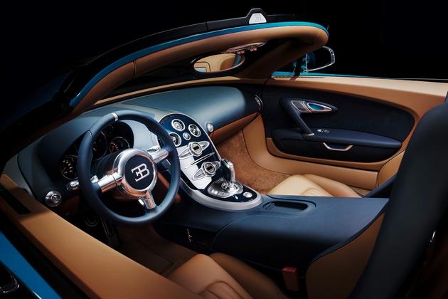 Bugatti Veyron 16.4 Grand Sport Vitesse 1 Of 1 (12)