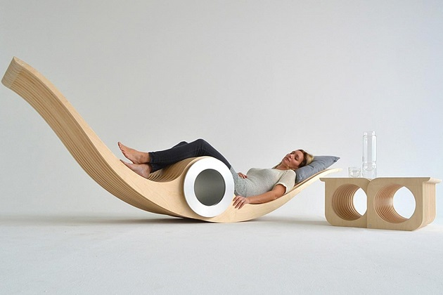 Exocet Chair for All kinds of Moments (8)