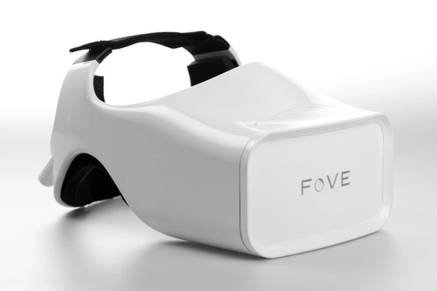 Worlds First Eye Tracking VR Headset