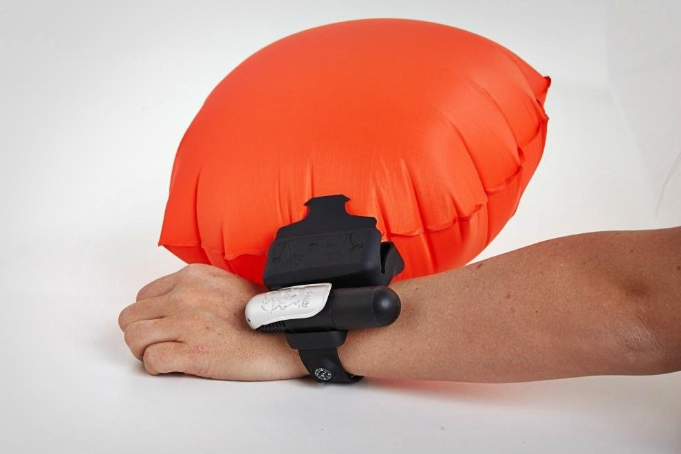 Kingii Life Saving Inflatable Wristband