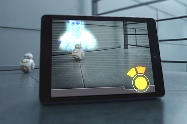Sphero Star Wars BB-8 App-Enabled Droid Toy (2)