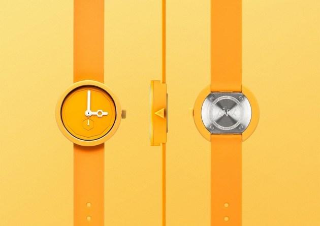 AÃRK Collective Classic Yolk Watch (3)