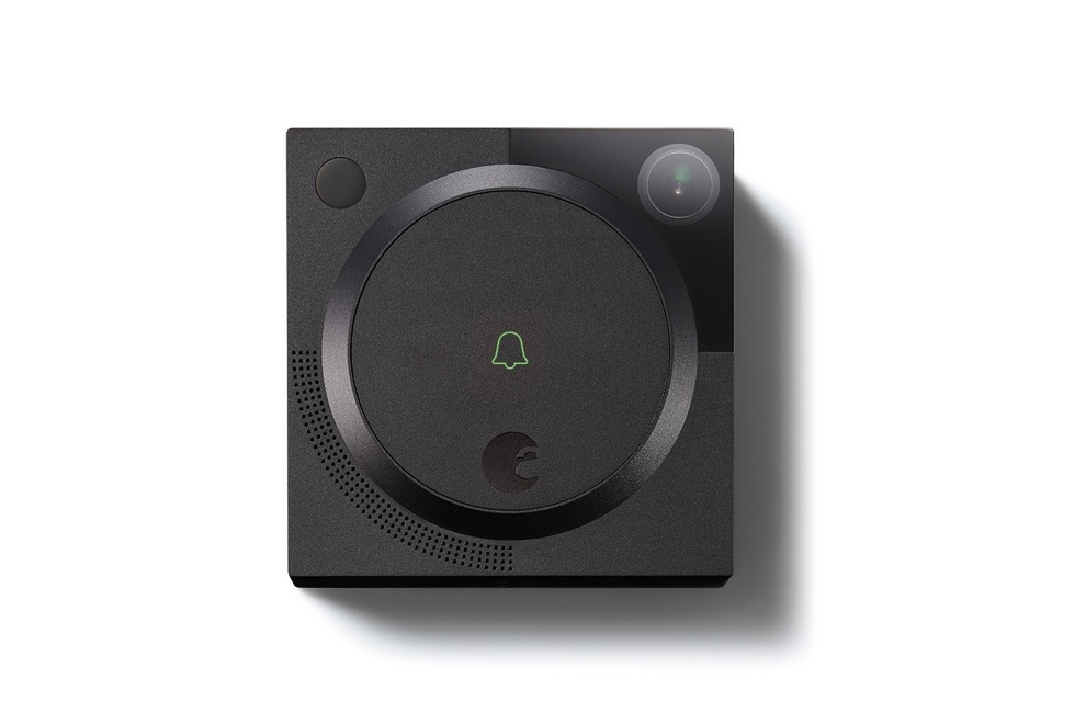 August Smart Doorbell With Cam