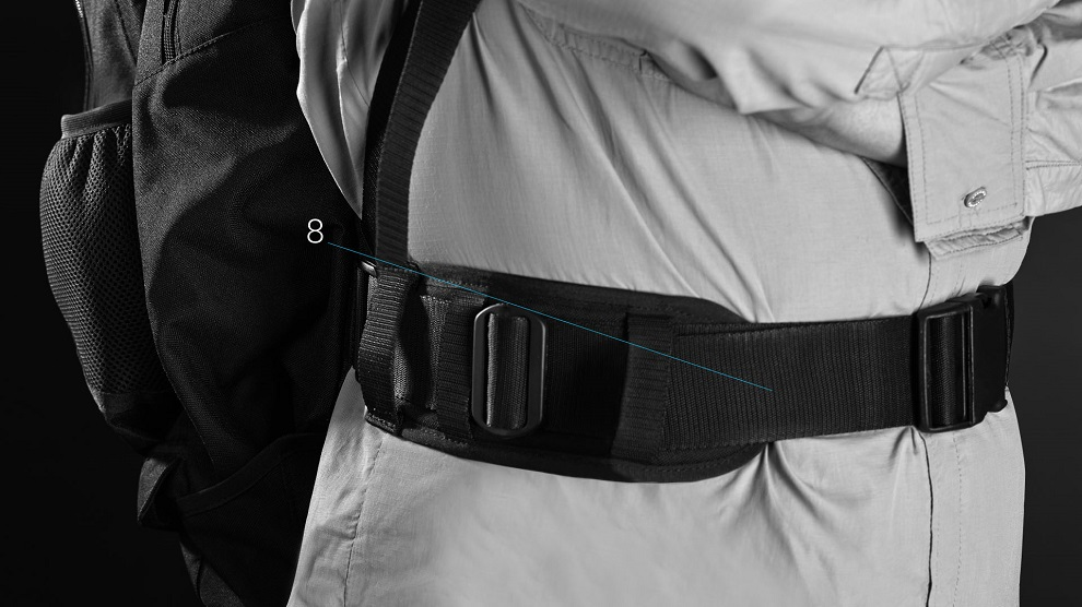 Unique BagoBago Backpack Has Built-in Stool (12)